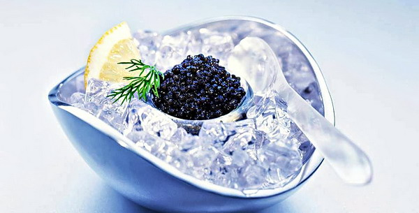 Indulge in luxury of caviar passion4luxus for Caviar comes from what fish