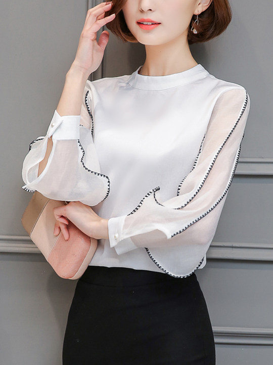 Long Sleeve Shirts For Women Cheap
