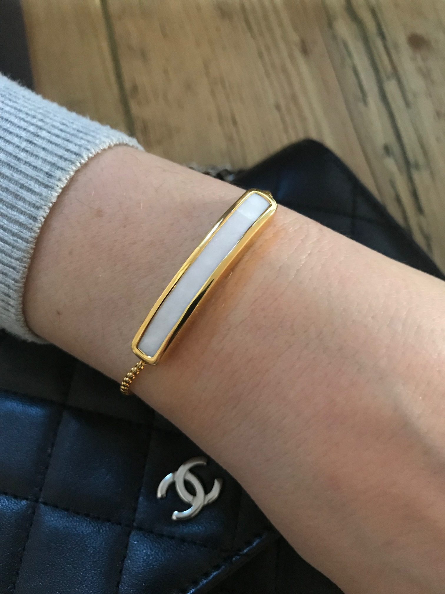 BAJA BRACELET18ct Gold Vermeil on Sterling Silver